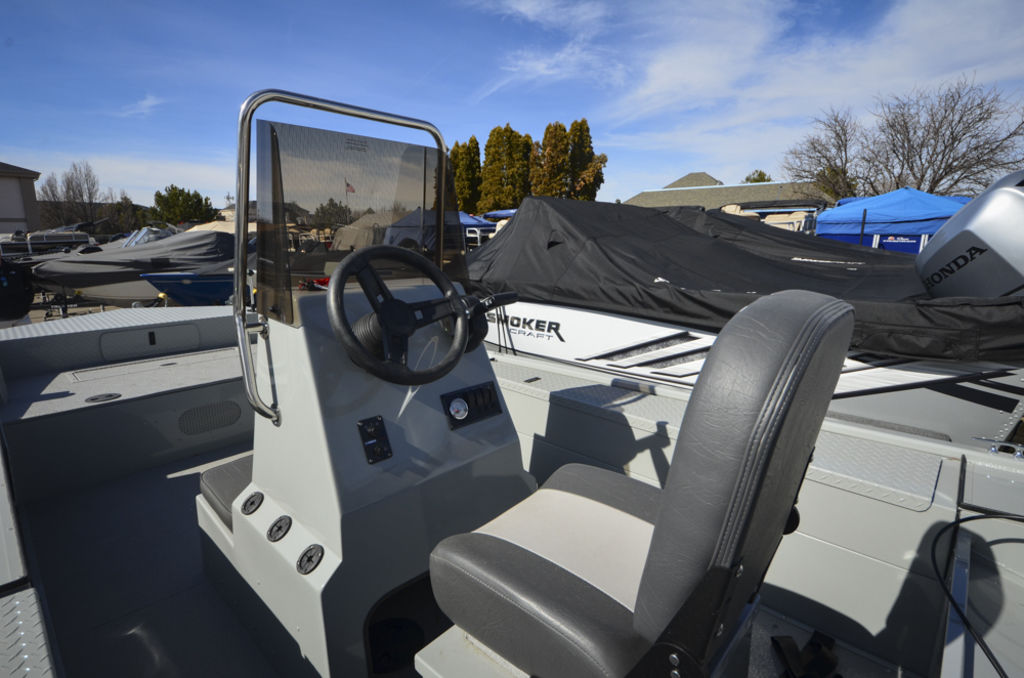 2019 Smoker Craft boat for sale, model of the boat is 1866 Sportsman Pro & Image # 9 of 16
