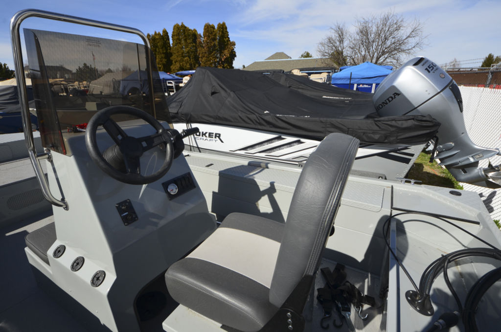 2019 Smoker Craft boat for sale, model of the boat is 1866 Sportsman Pro & Image # 10 of 16