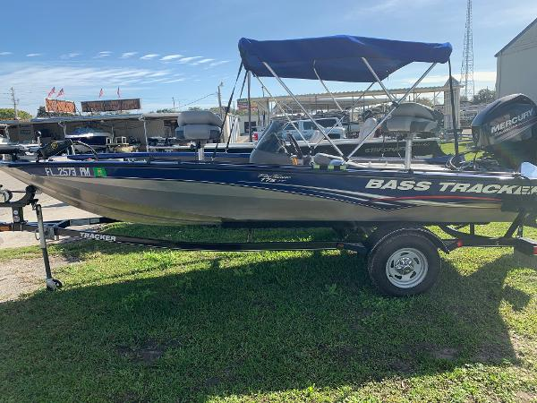 2013 TRACKER BOATS PRO TEAM 175 TF for sale