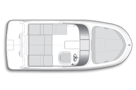 2020 Bayliner boat for sale, model of the boat is VR4 BOWRIDER & Image # 24 of 33