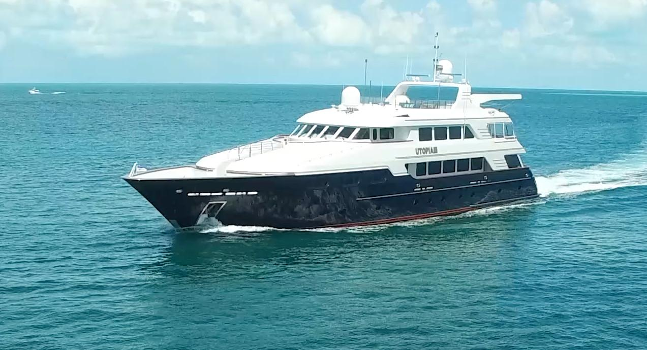 1999 150 ft Yacht For Sale | Allied Marine