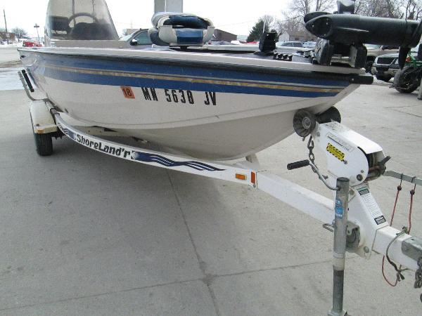 1999 CRESTLINER FISH HAWK  1750 SC / WT for sale