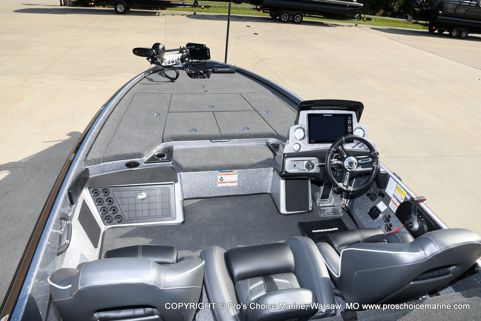 2021 Nitro boat for sale, model of the boat is Z21 Pro Package & Image # 6 of 50