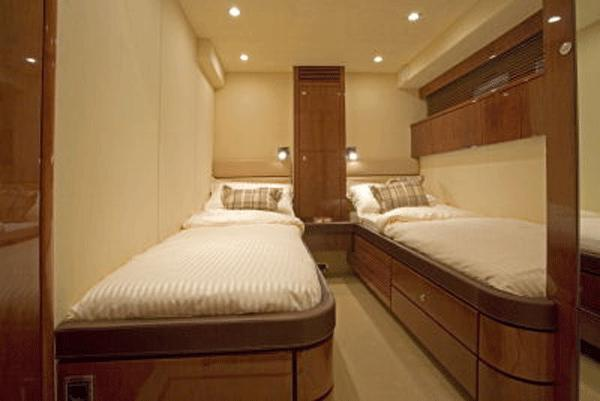 Manufacturer Provided Image: Guest Cabin 1