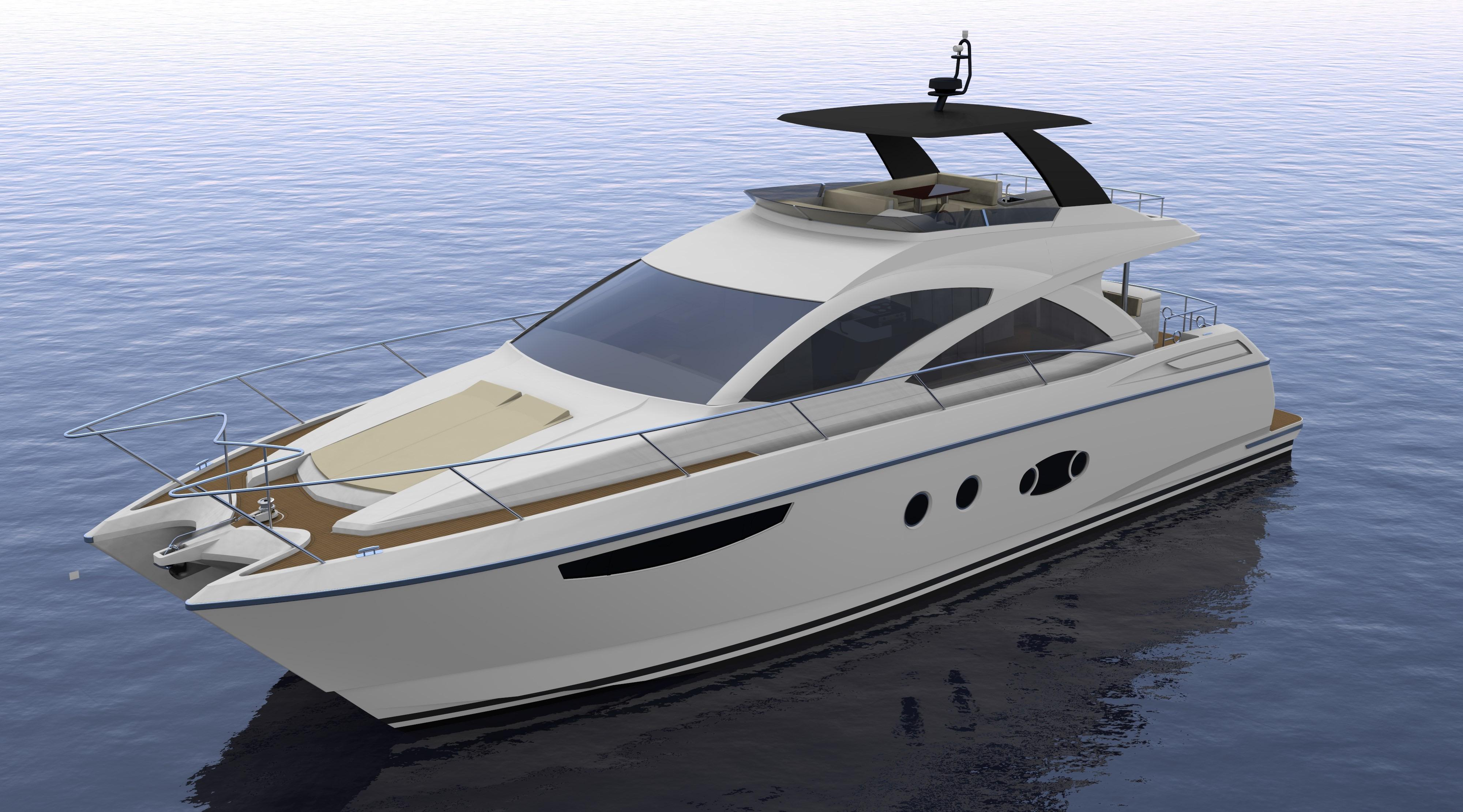 65 mares catamarans 2017 mares 64 for sale in florida for Large motor yachts for sale