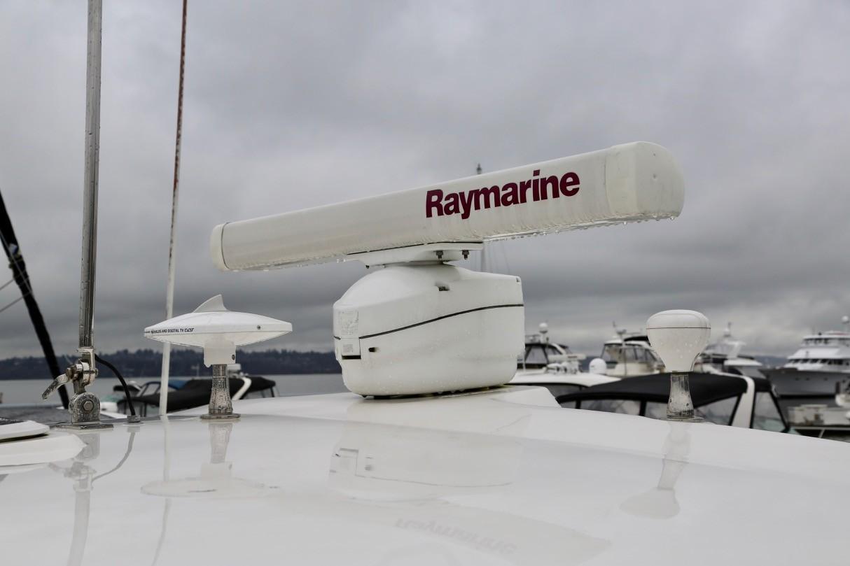 2005 Sea Ray 420 Sundancer