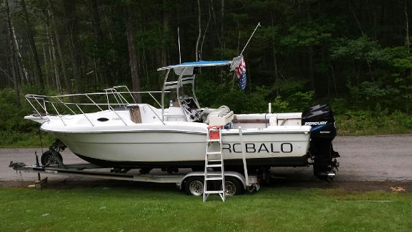 1988 ROBALO 26' CENTER CONSOLE for sale