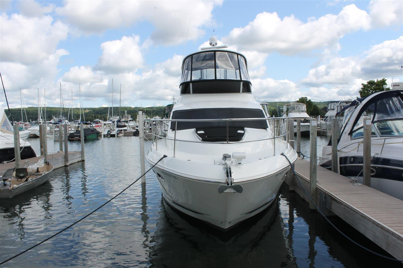 45 Sea Ray 2013 Charlevoix Denison Yacht Sales