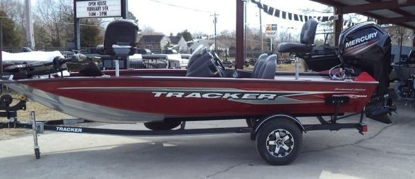 2019 TRACKER BOATS PRO TEAM™ 175 TXW TOURNAMENT ED. for sale