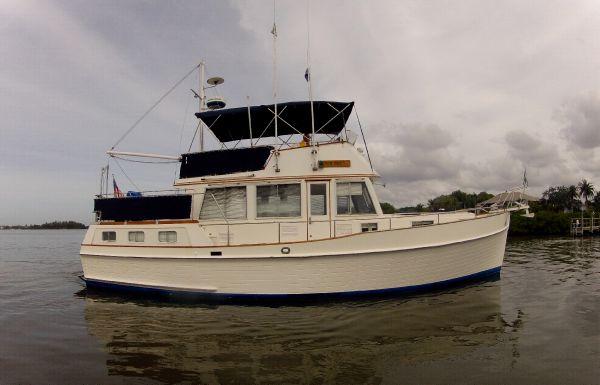 42' Grand Banks Motor Yacht