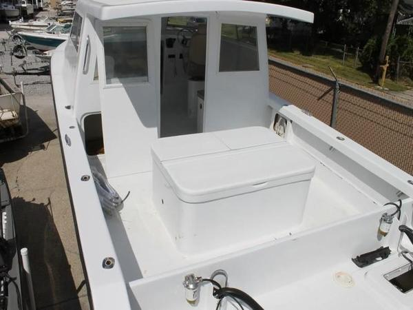 2005 Twin Vee boat for sale, model of the boat is 32 & Image # 49 of 84
