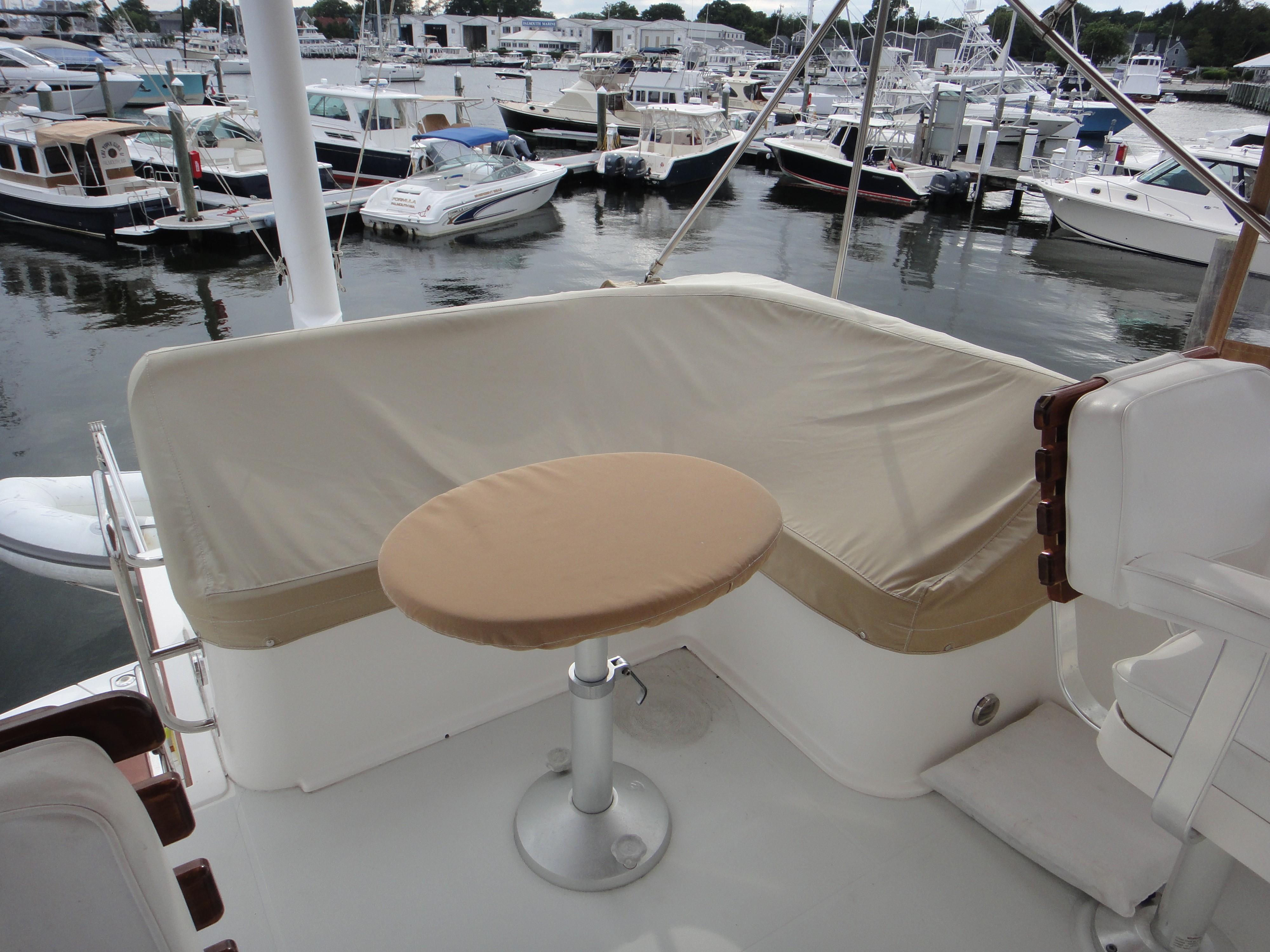 42 ft Sabre 42 FB Bridge Seat Covers