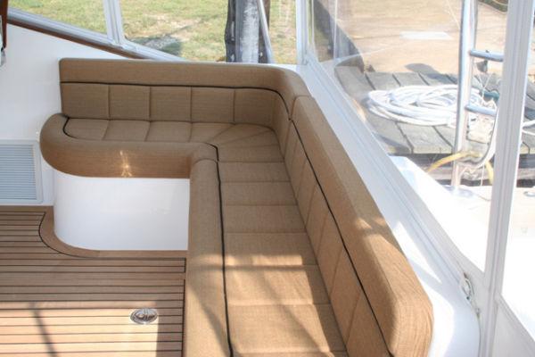 Cockpit Bench Seating