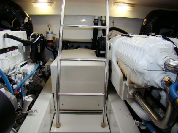Engine Room Ladder