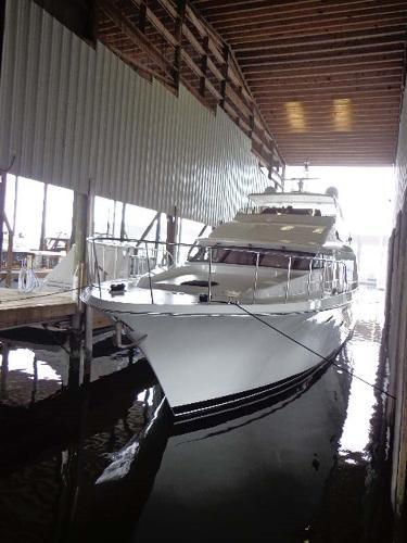 In Boat House