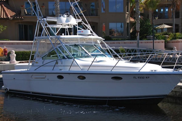1999 Tiara Yachts Open Fisherman