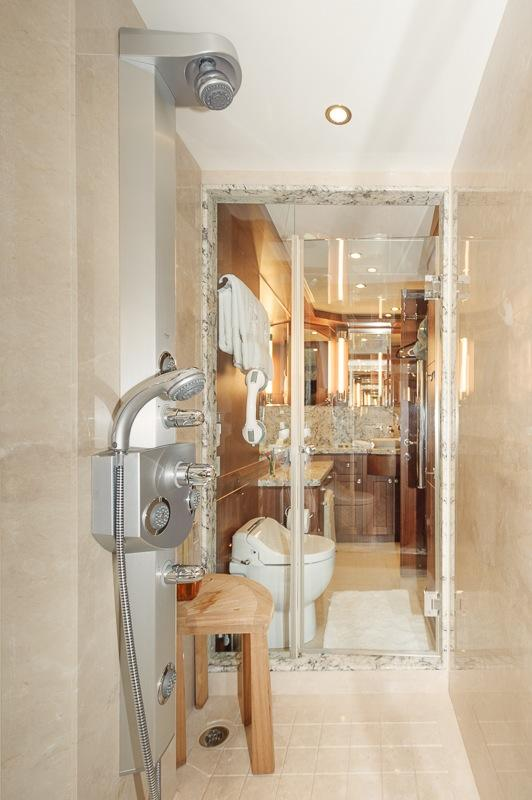Master Stateroom Head/Shower