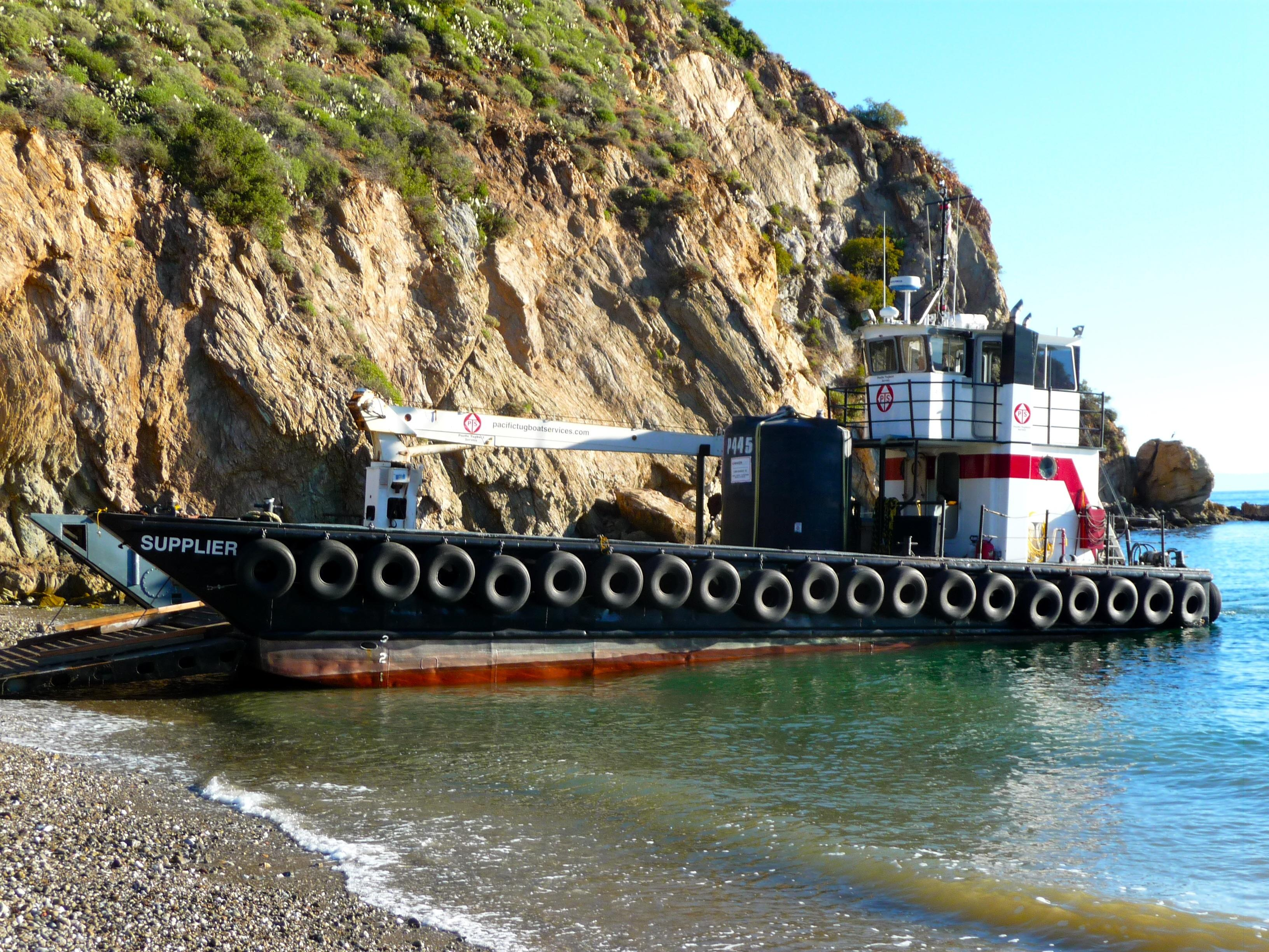 Landing Craft LCM-8