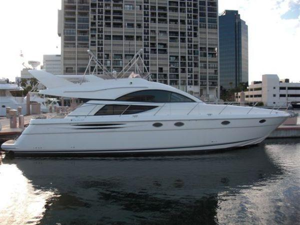 2007 Fairline Phantom