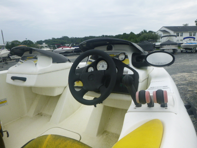 1999 Sea Doo Sportboat boat for sale, model of the boat is 16 SPEEDSTER & Image # 2 of 6
