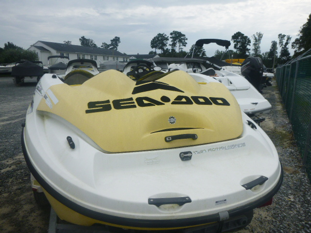 1999 Sea Doo Sportboat boat for sale, model of the boat is 16 SPEEDSTER & Image # 5 of 6
