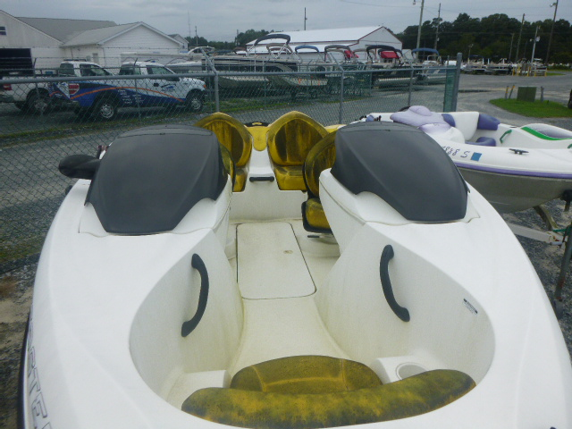 1999 Sea Doo Sportboat boat for sale, model of the boat is 16 SPEEDSTER & Image # 6 of 6