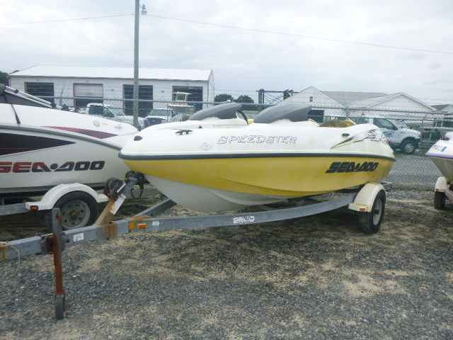 1999 Sea Doo Sportboat boat for sale, model of the boat is 16 SPEEDSTER & Image # 1 of 6