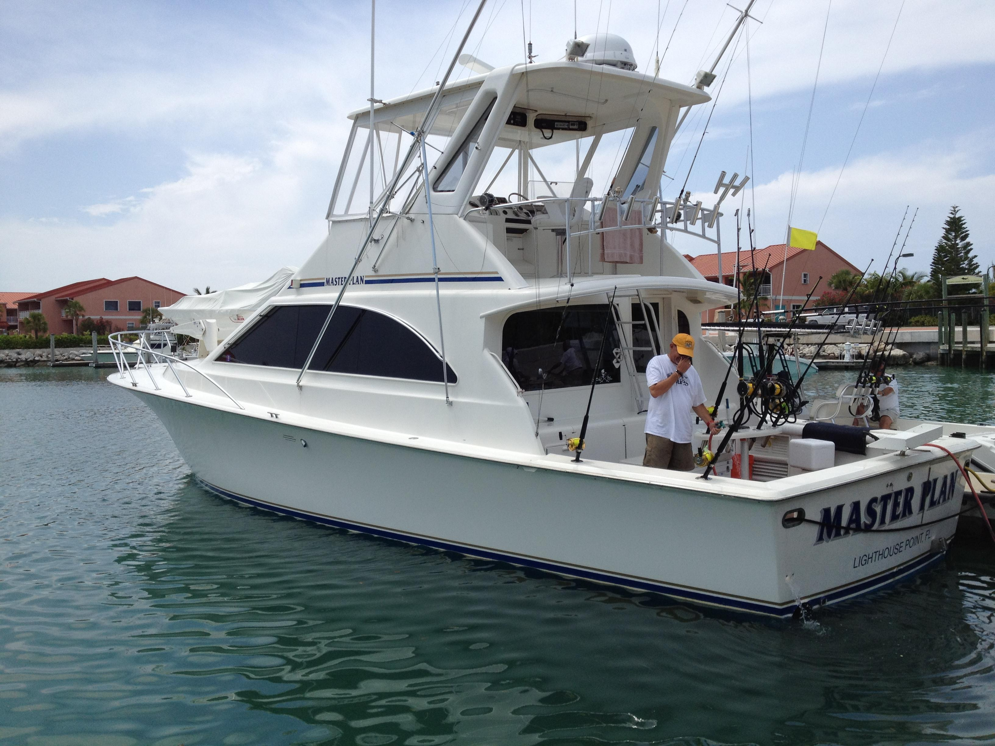 48 ocean 1997 master plan for sale in lighthouse point for Ocean yachts 48 motor yacht for sale