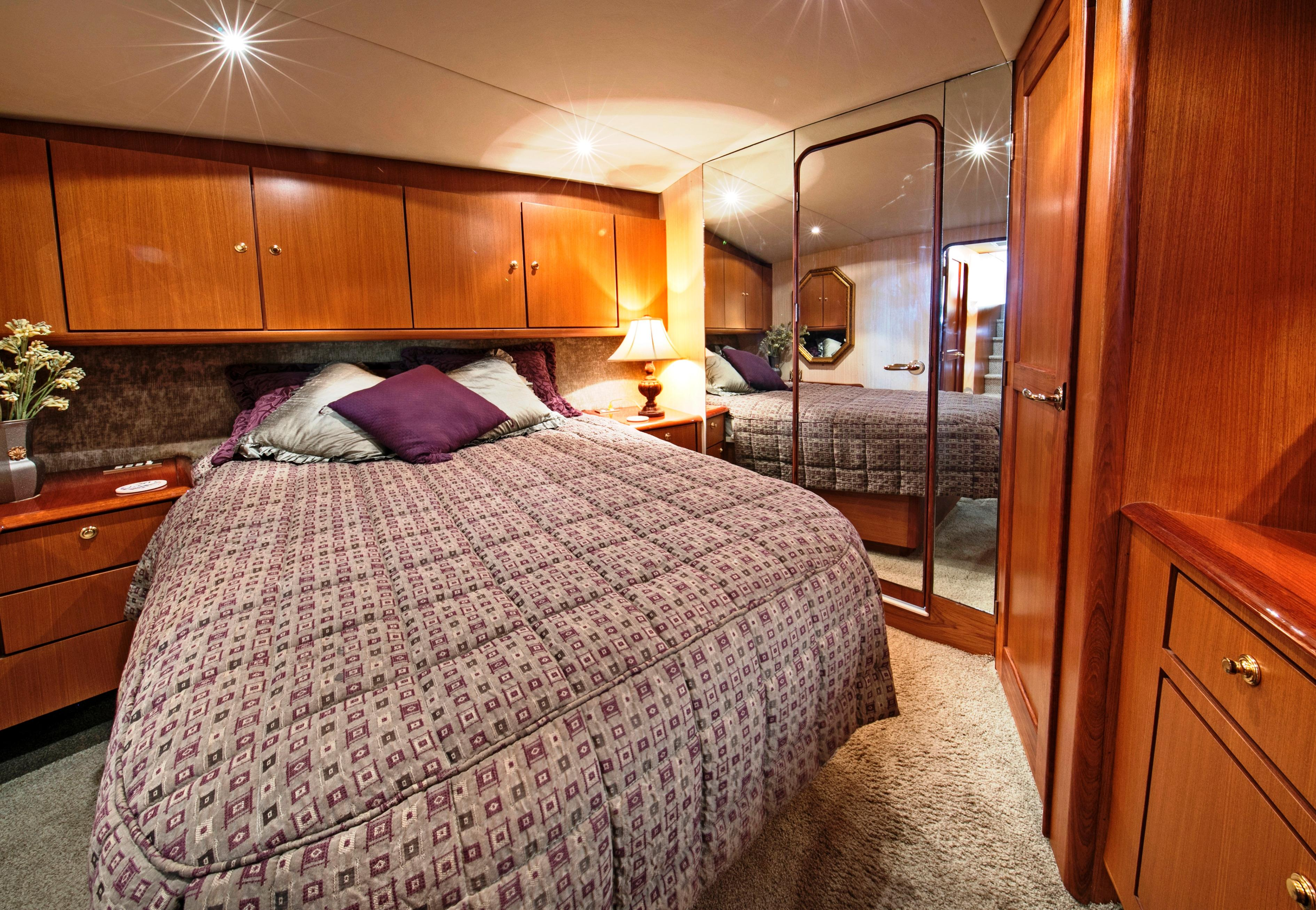 VIP guest's stateroom