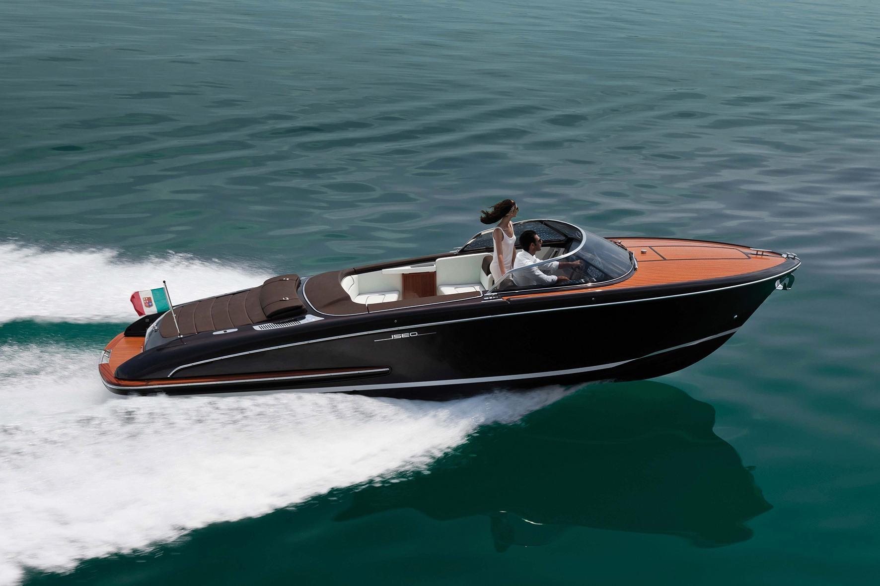 Manufacturer Provided Image: Riva Iseo Cruising