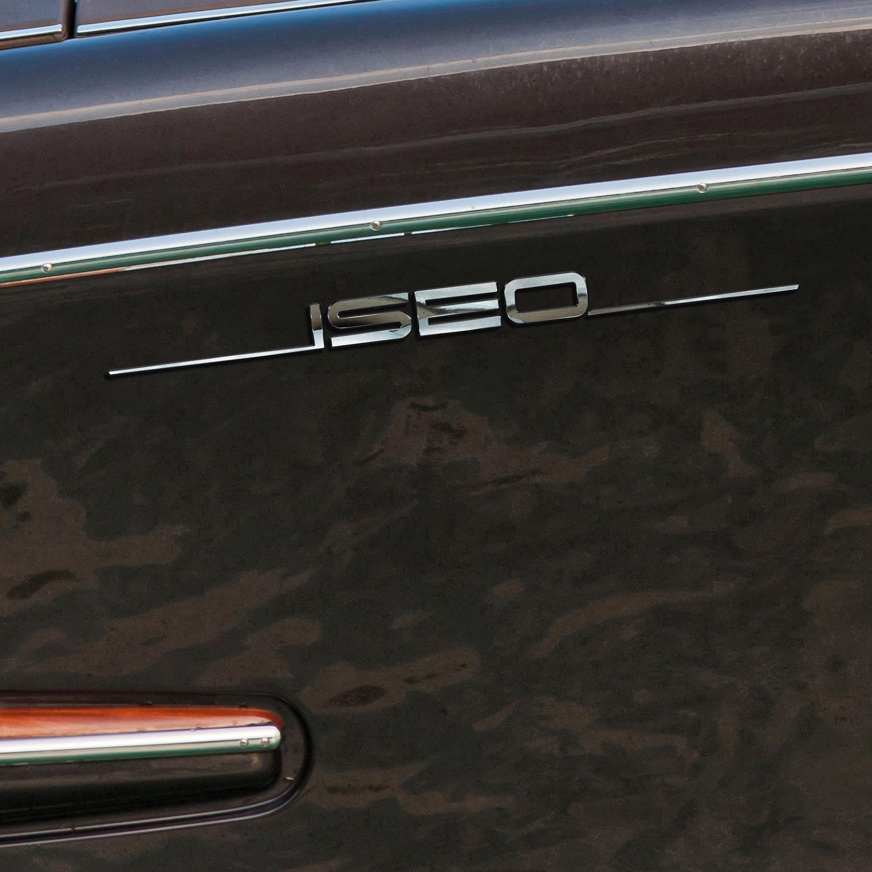 Manufacturer Provided Image: Riva Iseo Detail