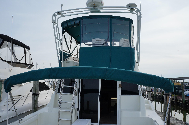 Cockpit Bimini Top