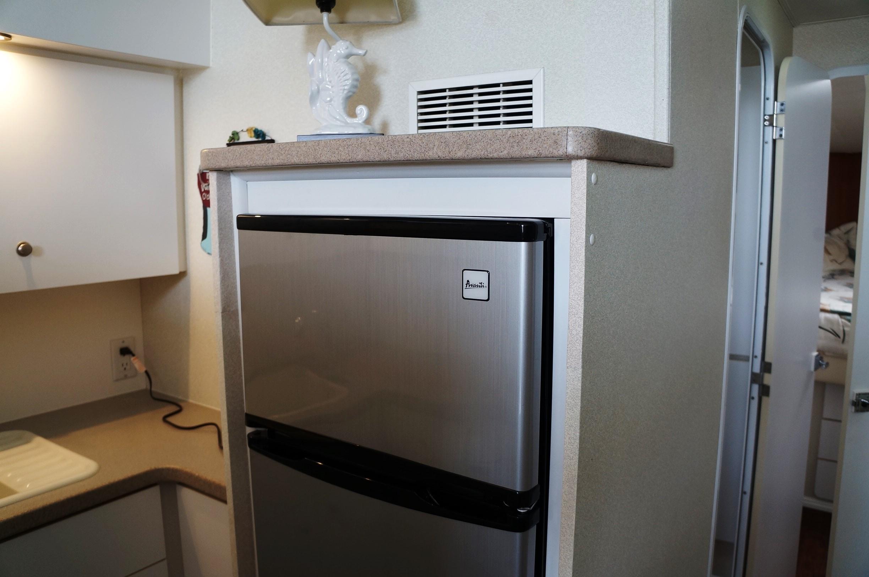 S.S. Refrigerator/ Freezer