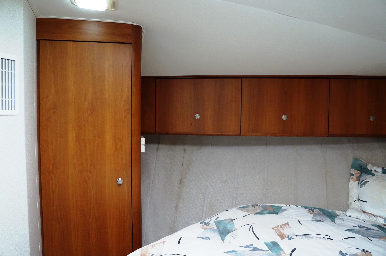 Fwd. Stateroom Storage