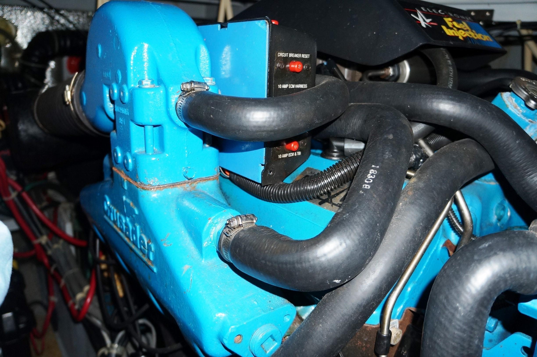 Stbd. Engine