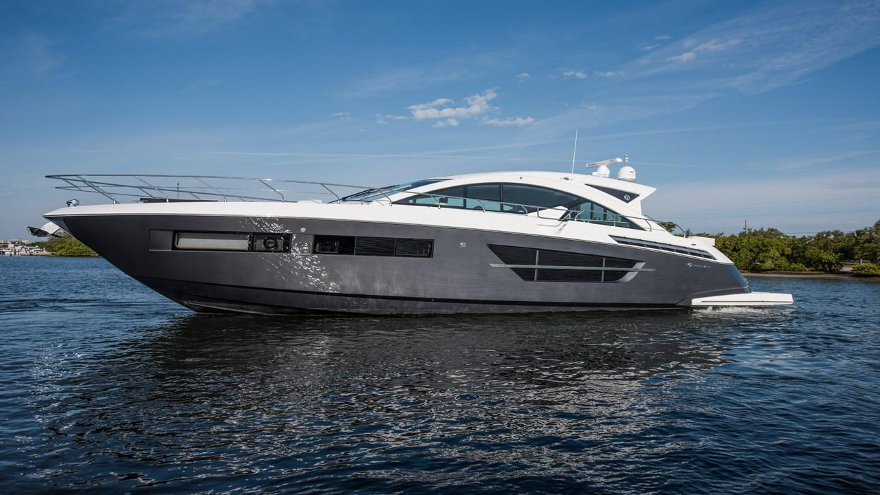 60 ft Cruisers Yachts 60 Cantius