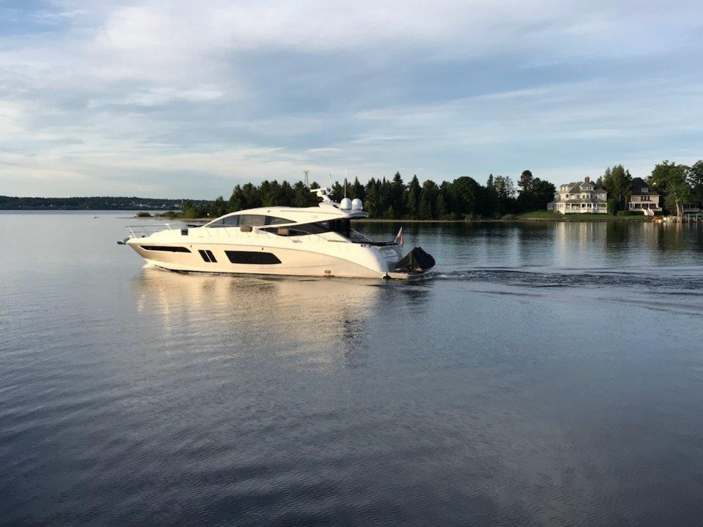 65 ft Sea Ray L65 Sundancer