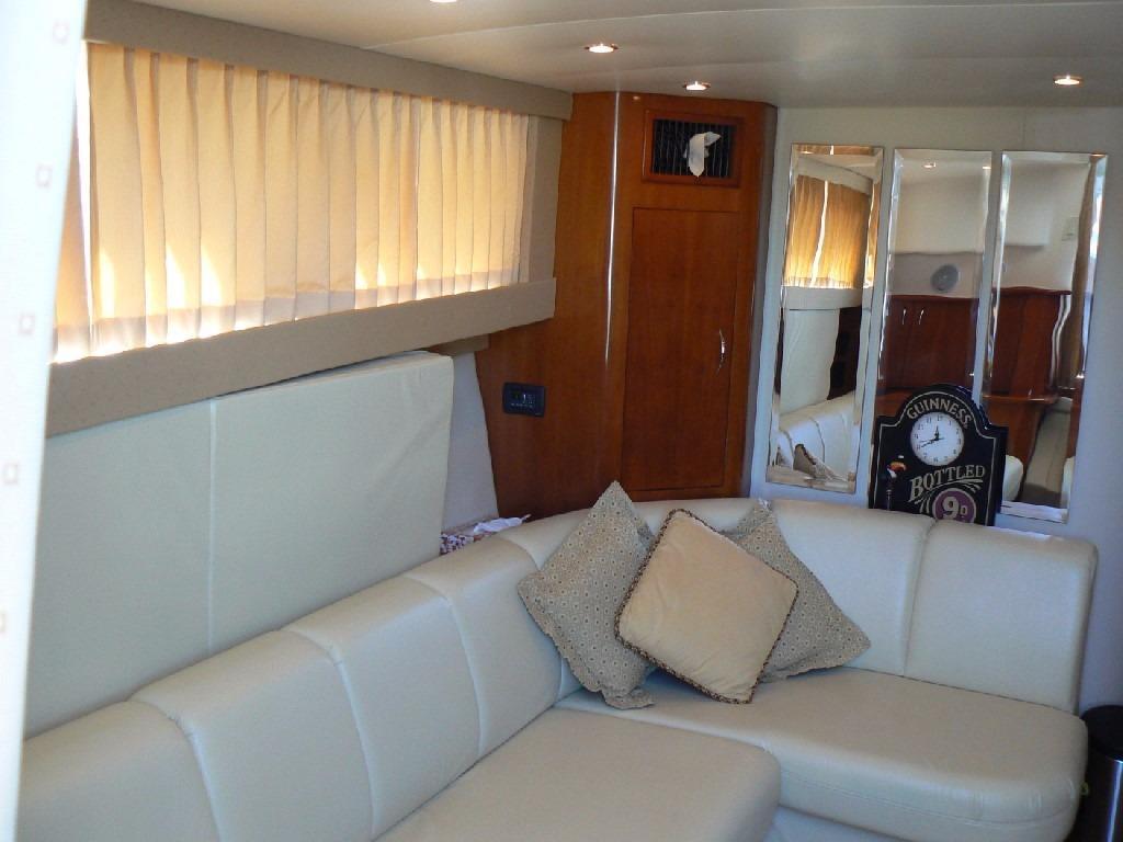 Carver 360 Mariner - Salon Settee
