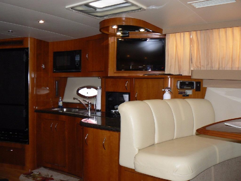 Carver 360 Mariner - Galley 1