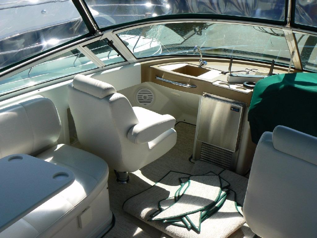 Carver 360 Mariner - Portside Companion Seat