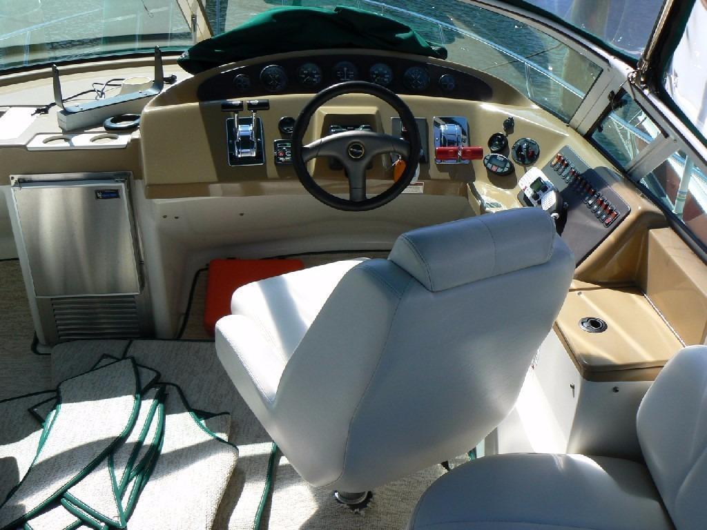Carver 360 Mariner - Helm