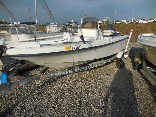 2000 SEA FOX 160CC for sale