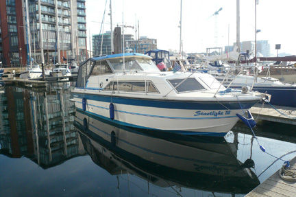 Fairline Mirage boat for sale