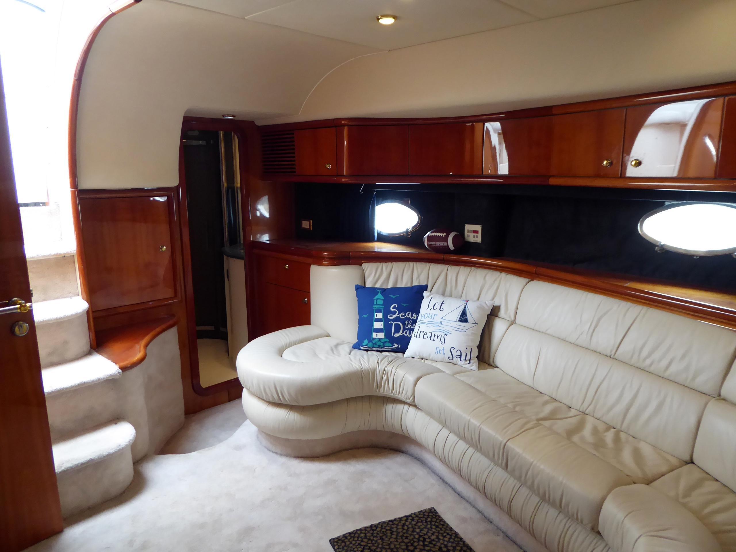 51' Sunseeker Camargue 51 1996 | Seacoast Yachts