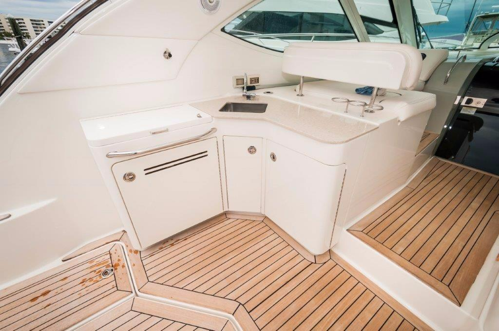 Cockpit Galley
