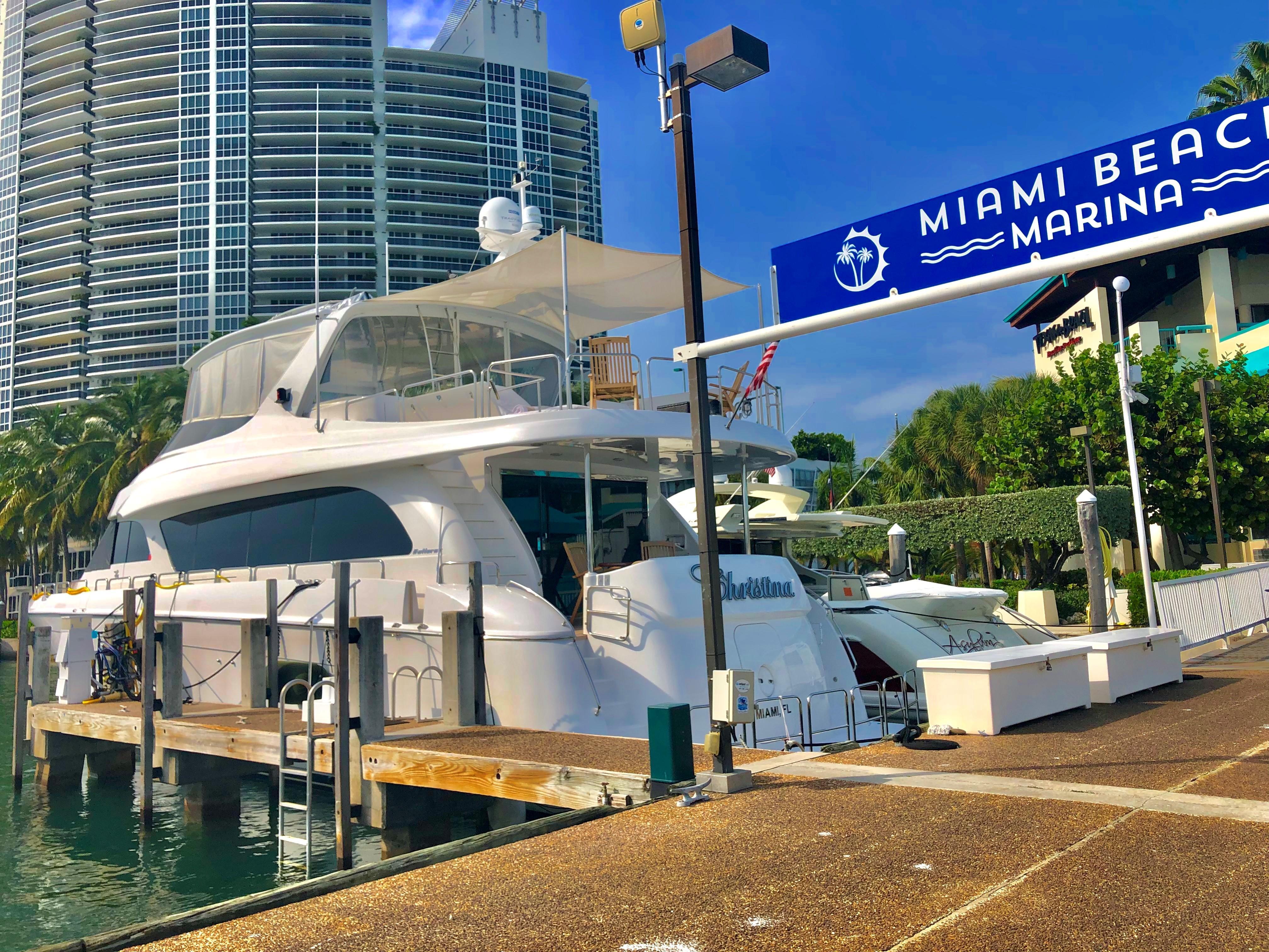 Christina of Miami Beach