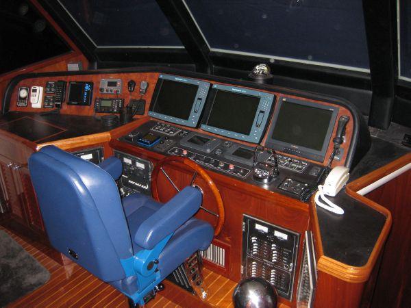 56 Ft Alaskan 56 Raised Pilothouse Executive Yacht Canada