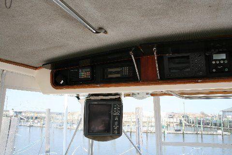 Overhead Electronics Box