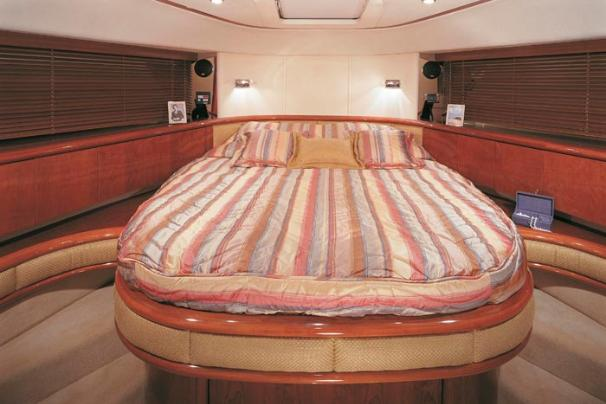 Manufacturer Provided Image: Master Cabin