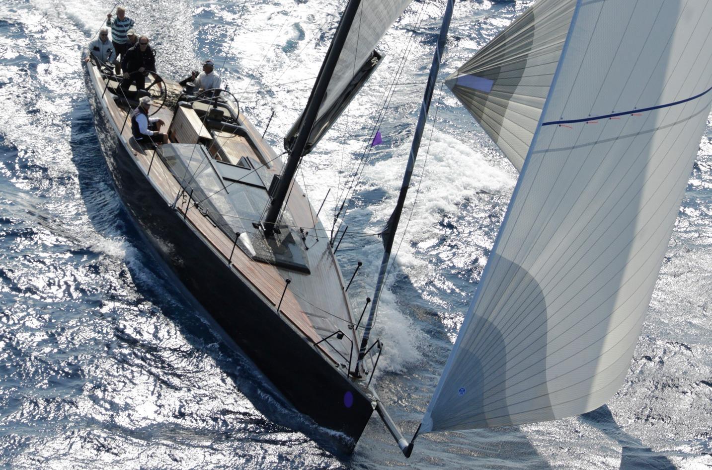 Frers 57' Day Sailer